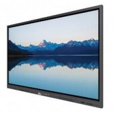 Pantalla táctil interactiva MimioDisplay3 75 pulgadas 4K - tecnología HD HDR de retroiluminación LED, 20 toques simultáneos y lápiz activo