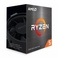 Procesador AMD Ryzen 5 5600X - with Wraith Spire cooler Socket AM4
