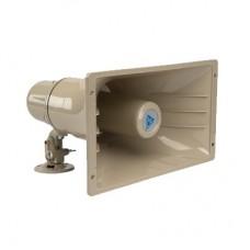 Bocina y micrfono para exterior, requiere unidad de conversacin AOP-SP70