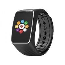MyKronoz - Smart watch - 4HR Black/Black