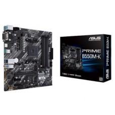 MOTHER BOARD PRIME B550M-K Zócalo AMD AM4 para procesadores de escritorio AMD Ryzen -