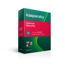 KASPERSKY INTERNET SECURITY 3 DISPOSITIVOS 1 ANO CAJA