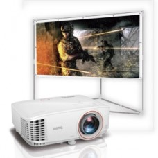 BUNDLE PROYECTOR BENQ TH671ST 3000LUM FULL HD CON PANTALLA DE PRO