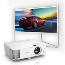 BUNDLE PROYECTOR BENQ TH585 TH585 3500LUM FULL HD CON PANTALLA