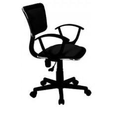 Xtech - Roma Secretarial Office Chair  - black