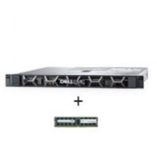 POWER EDGE R340 XEON E-2234 +3.6GHZ  1X8GB 1X1TB Y 1X8GB