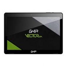 TABLET GHIA 10.1 VECTOR SLIM/A100 QUADCORE/ IPS/1GB RAM/16GB/2CAM/WIFI/BLUETOOTH/5000MAH/ANDROID 10/NEGRA