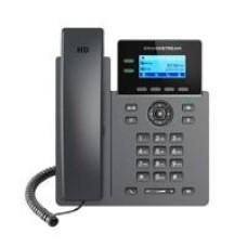 TELFONO IP CON 2 PUERTOS FASTETHERNET, PANTALLA LCD RETROILUMINADA, DESTION Y APROVISIONAMIENTO DESDE LA NUBE CON GDMS, SOPORTE ELECTRONIC HOOK SWITCH (EHS)PARA CONECCION DE AURICULAR. POE INTEGRADO