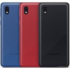 Celular  SAMSUNG Galaxy A01 - 5.3 pulgadas, Cortex-A53, 1GB, Android 10