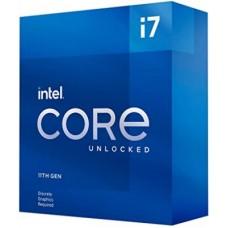 Intel - Core i7 i7-11700KF - 3.6 GHz - 8-core - LGA1200 Socket - 8 GT/s