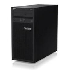 SERVIDOR LENOVO THINKSYSTEM ST50 XEON E-2224G 4C 3.5GHZ 71W / RAM 1X16GB 2666MHZ / DD 1X1TB 7.2K SATA 3.5 NO HOT SWAP / SALIDA DE VIDEO 2X DP / 1X250W PS / 1 PUERTO RJ45 1GBE