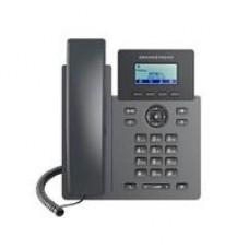 TELFONO IP CON 2 PUERTOS FASTETHERNET, GESTION Y APROVISIONAMIENTO DESDE LA NUBE CON GDMS, SOPORTE DE ELECTRONIC HOOK SWITCH (EHS) PARA CONEXION DE AURICULARES, POE INTEGRADO