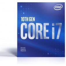 CPU INTEL CORE I7 10700F 2.9GHZ 16MB 65W SOC1200 10TH GENBX8070110700F