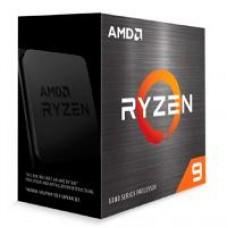 PROCESADOR AMD RYZEN 9 5900X S-AM4 5A GEN. 105W 3.7 GHZ TURBO 4.8 GHZ 12 NUCLEOS/SIN GRAFICOS INTEGRADOS PC / SIN  VENTILADOR / GAMER ALTO.
