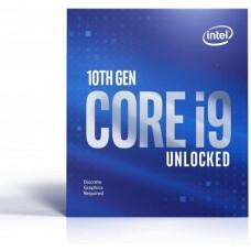 Procesador Intel Core i9-10900KF 3.70GHz - 10 núcleos Socket 1200, 20 MB Caché. Comet Lake. (REQUIERE VENTILADOR y TARJETA DE VIDEO. COMPATIBLE SOLO CON MB