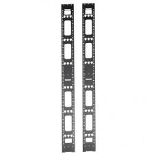 Barras Verticales Tripp lite para Manejo de Cables de 42U SmartRack -