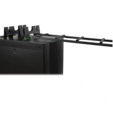 La escalerilla Tripp lite para cables tiene 30.48 cm (12 pulgadas) de ancho y 3.05 m (10 pies) de alto -
