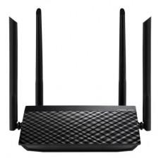 Router ASUS RT-AC1200_V2 - 300 + 867 Mbps, Antena  externa x 4, Transmitir / Recibir Tecnología MIMO 2, 4 GHz 2 × 2, 5 GHz 2 × 2