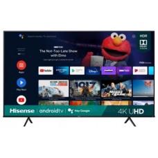 Television Hisense 75A6G - 75 pulgadas, 4K UHD, 3840 x 2160, Android