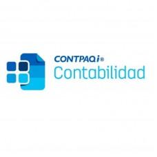 CONTPAQi -  Contabilidad -  Licencia -  Monousuario  Multiempresa  (Anual) (Nuevo) -