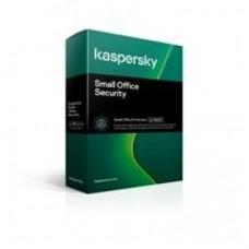 Antivirus KASPERSKY Small Office Security - 1 servidor  y 5 pcs, 1 Año(s)