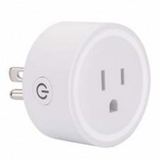 Mini Smart Socket VICA Mini - Wi-Fi, Interior, Blanco, AC 100-240 V
