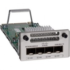 CATALYST 9300 4 X 1GE NETWORK MODULE  SPARE