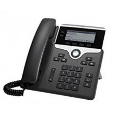 CP-7811-3PCC-K9= Cisco IP Phone 7811 shipped with Multiplatform Phone firmware - 1 line (SIP registration)