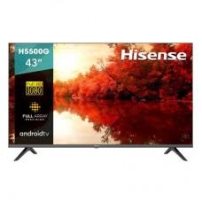 TV LED 43  HISENSE SMART FHD ANDROID 2 A. GARANTIA