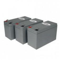 Cartucho de baterías de reemplazo Tripp-Lite de 36VCD 2U -