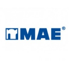 Sujeta documentos MAE BC51 de 51 mm  2' pulgadas caja con 12 pzas -