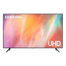 Pantalla Samsung Led 75 pulgadas UN75AU7000FXZX UHD Smart 4K - Diseño Flat serie 7. Resolución: 3840 x 2, 160