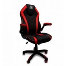Silla Gaming VORAGO CGC300-RD - Gamer, Negro/Azul