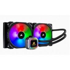 ENFRIADOR H115I RGB  CORSAIR CW-9060038-WW/RF - Negro, Enfriador