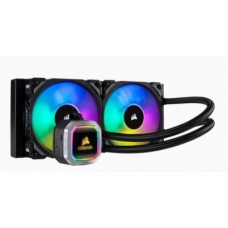 ENFRIADOR H100I RGB CORSAIR CW-9060039-WW/RF - Negro, Enfriador
