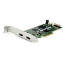 TARJETA CAPTURADORA DE VIDEO HDMI PCIE - 4K 60HZ - PARA WINDOWS