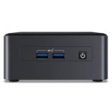 Mini PC Intel NUC PRO Core i3-1115G4 - BNUC11TNHI30001, Soporta memoria DDR4-3200 1.2V SO-DIMM (NO INCLUYE RAM, ALMACENAMIENTO, NI SO)