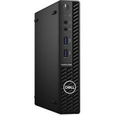 Dell OptiPlex - Mini tower - Intel Core i5 I5-10500T - 8 GB - 1 TB Hard Drive Capacity - Windows 10 Pro - Spanish