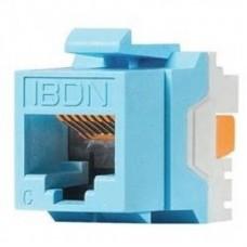 Conector Modular Jack Rj45 BENDEN AX101315 - Cat5e, Keyconnect Azul Claro
