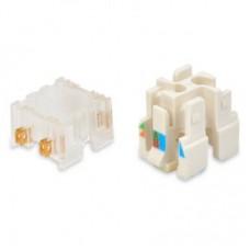 Paquete De Núcleos De Repuesto Revconnect RVUCOEW-B50 BELDEN - Ideal Para Jack Y Plug Revconnect 50 Piezas