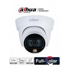 Cámara Domo Dahua Technology HAC-HDW1509TLN-A-LED-0360B - 5 MP, 20 m, 3.6 mm