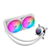 Enfriamiento líquido  ASUS ROG STRIX LC 240 - Color blanco, Enfriador