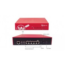 Router WatchGuard Firebox T55-W - Up to 378 Mbps UTM full scan - 500 Mbps Firewall IMIX