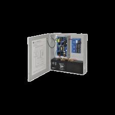 Fuente de poder ALTRONIX dual de 12 Vcd o 24 Vcd @ 6 Amper, para 8 cmaras, con voltaje de entrada de 115 Vca