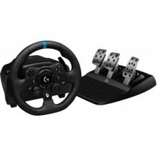 Volante mas Pedal  LOGITECH G923 - Volante y Pedal