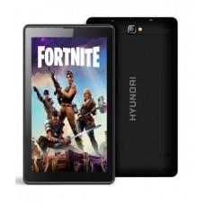 Tablet HYUNDAI HT7GB1MBK - 1GB, 16GB Quad Core, 7 pulgadas, 3G LTE, Android 10