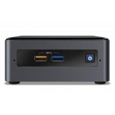 Mini PC Intel Pentium J5005 - BOXNUC7PJYHN1. Soporta memoria DDR4-2400 1.2V SO-DIMM (NO INCLUYE RAM, ALMACENAMIENTO, NI SO)