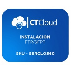 Instalación y Configuración Base del Rol CT Cloud IFTPSFTP - Servicio de Nube