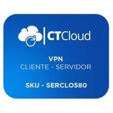 Instalacion VPN Cliente Servidor CT Cloud VPNCS - Servicio de Nube