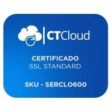 Certificado SSL CT Cloud CSSLSTD - Servicio de Nube